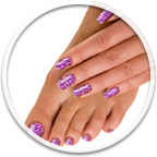 Minx Nails Treatments- Purebella Beauty Salon in Gloucester
